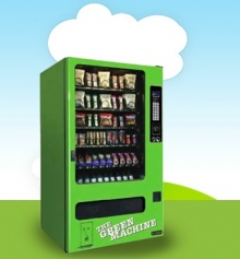 Banning Sugary Sodas? Healthier Options Are a Button-Push Away!