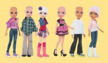 True Hope Bald Dolls to Fight Cancer